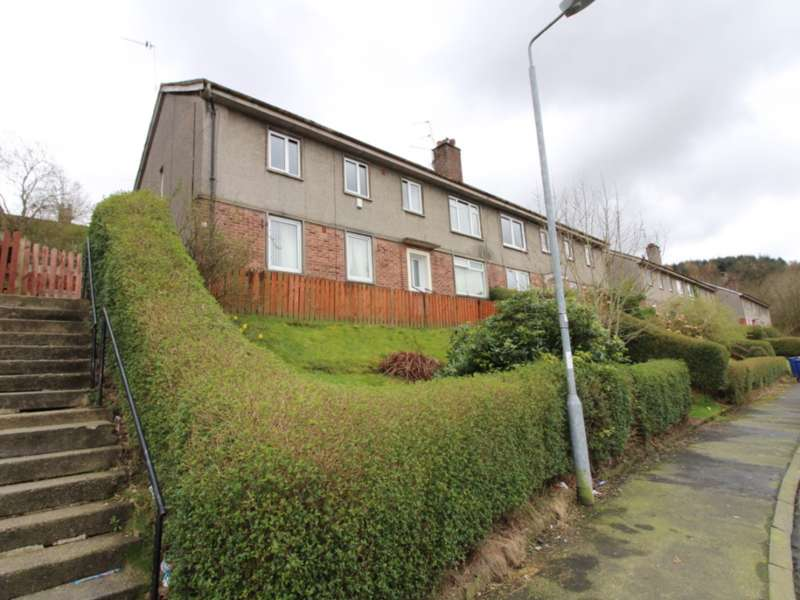 3 Bedrooms Flat for sale in 9 Hollybush Avenue, Paisley, PA2 8SD
