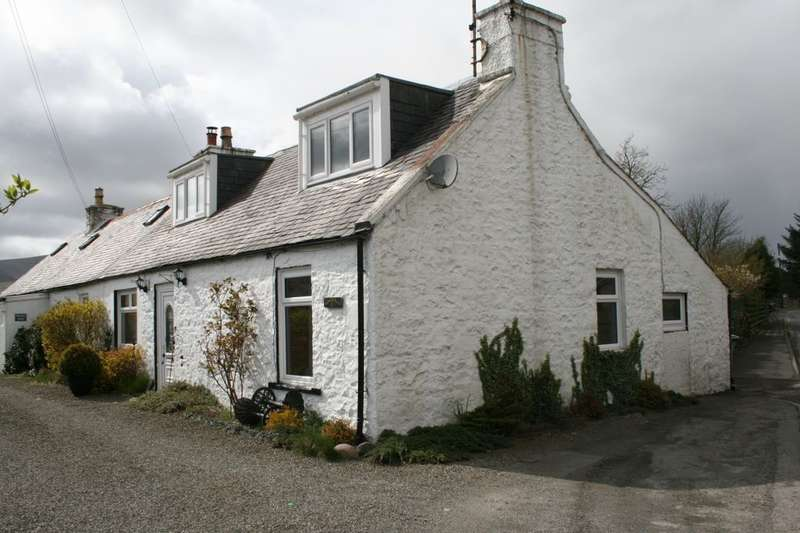 3 Bedrooms Semi Detached House for sale in Greenhead Cottage, Carsphairn, Castle Douglas, DG7