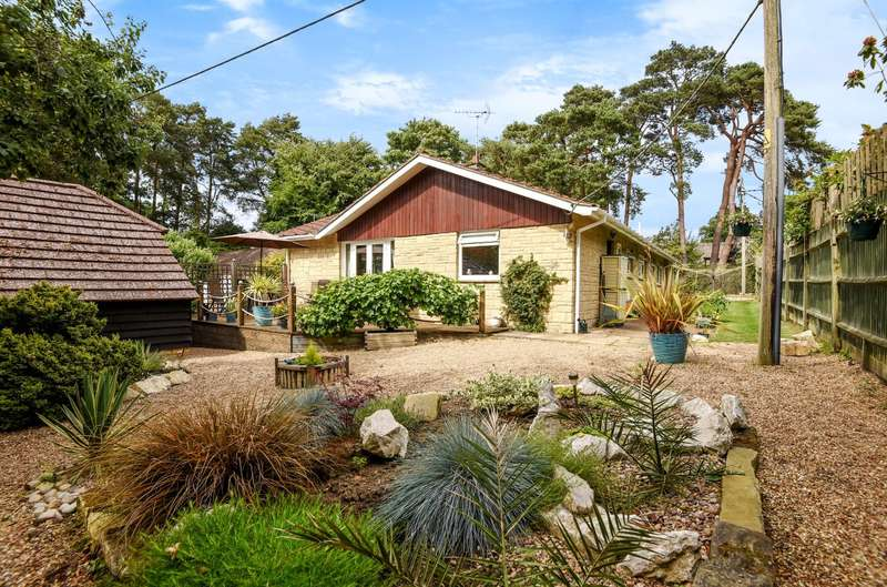 4 Bedrooms Detached Bungalow for sale in Warren Chase, Thakeham Road, Storrington, RH20