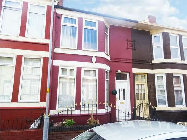 3 Bedrooms Terraced House for sale in Downing Road, Bootle, Merseyside