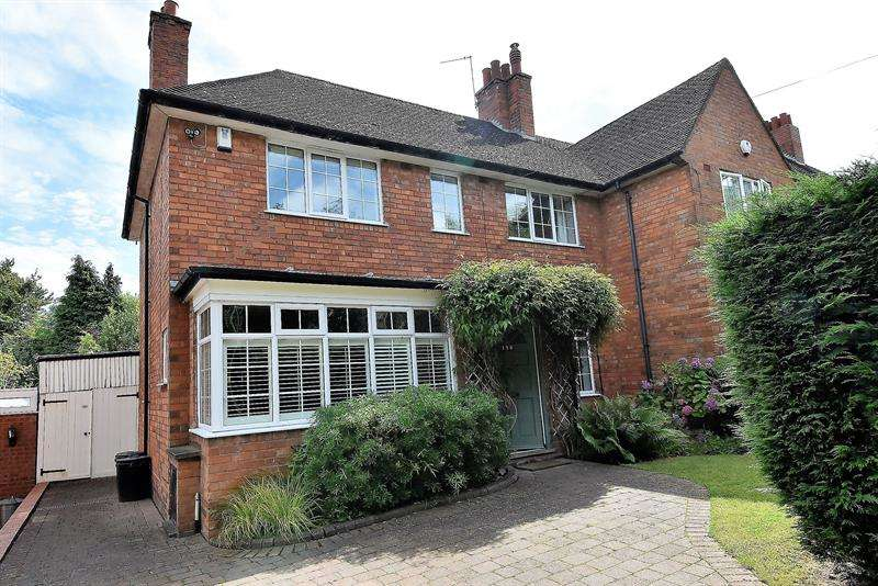 3 Bedrooms Semi Detached House for sale in Hole Lane, BOURNVILLE VILLAGE TRUST, Birmingham