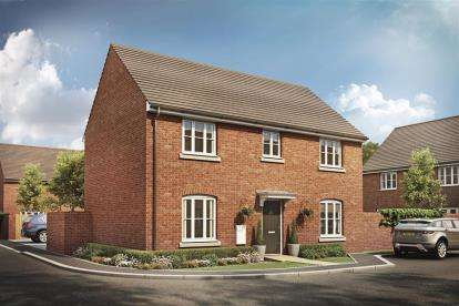 4 Bedrooms Detached House for sale in Milton Keynes, Buckinghamshire