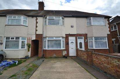 4 Bedrooms Terraced House for sale in Prospect Avenue, Irchester, Wellingborough, Northamptonshire