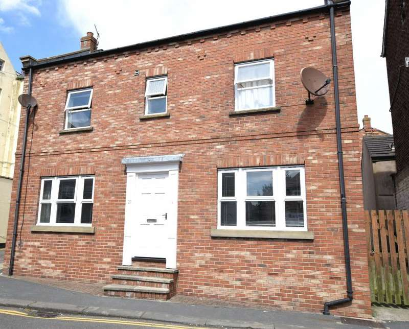 2 Bedrooms Link Detached House for sale in Marlborough Street, Scarborough, North Yorkshire YO12 7HG