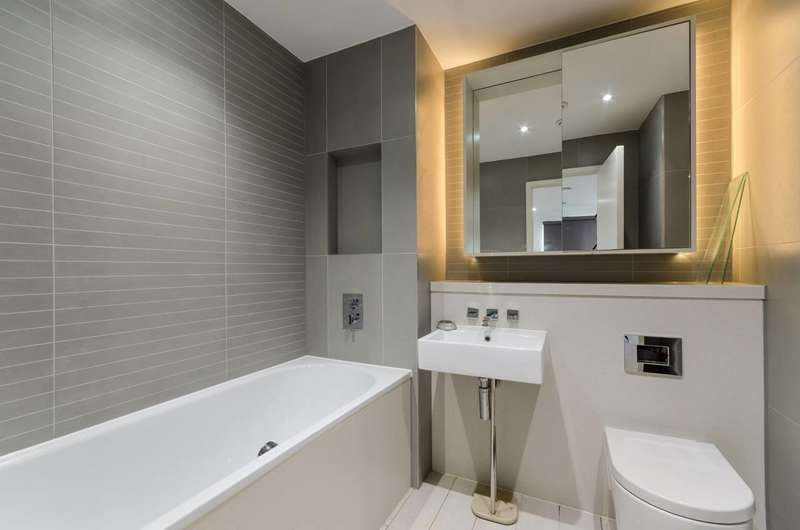 2 Bedrooms Flat for sale in Landau Apartments, West Brompton, SW6