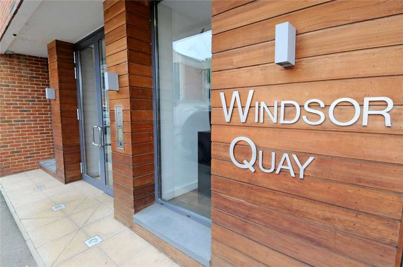 2 Bedrooms House for sale in Windsor Quay, Farm Yard, Windsor, Berkshire, SL4