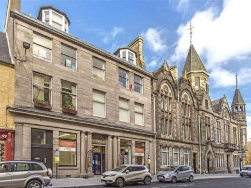 3 Bedrooms Flat for sale in 11 High Street, Perth, PH1 5JS