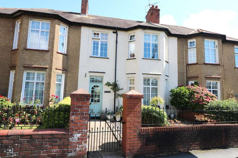 4 Bedrooms Terraced House for sale in Goldcroft Common, Caerleon, Newport, NP18