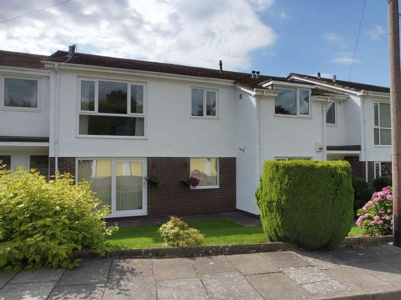 2 Bedrooms Ground Flat for sale in Brynteg Close, Cardiff
