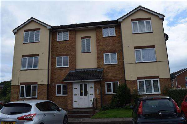 2 Bedrooms Apartment Flat for sale in Dadford View, Brielry Hill