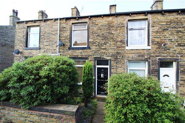 2 Bedrooms Terraced House for sale in Hadassah Street, Siddal, Halifax