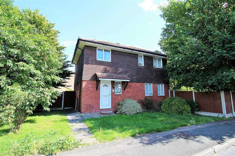 3 Bedrooms Detached House for sale in Churchill Road, Thurrock Park