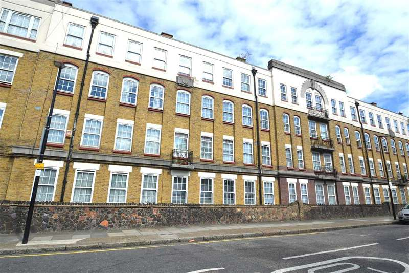 2 Bedrooms Flat for sale in a, Summer House, Watts Grove, Bow, London