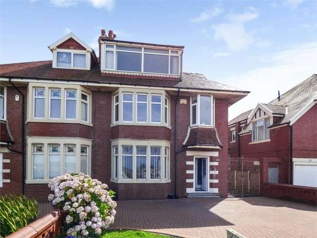 7 Bedrooms Semi Detached House for sale in Queens Promenade, Thornton-Cleveleys, Lancashire