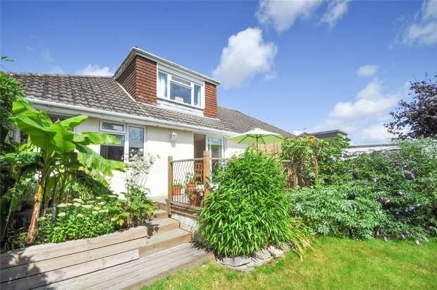 4 Bedrooms Semi Detached Bungalow for sale in Dales Drive, WIMBORNE, Dorset