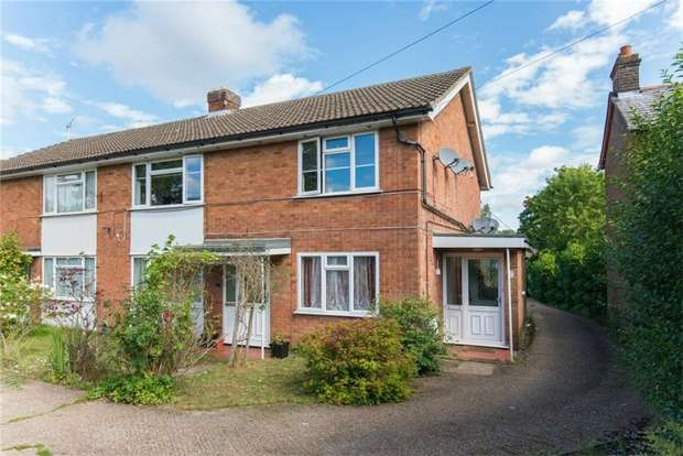2 Bedrooms Maisonette Flat for sale in 4 Stratton Place, White Lion Road, AMERSHAM, Buckinghamshire