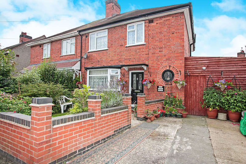 4 Bedrooms Semi Detached House for sale in Blackhorse Road, Longford, Coventry, CV6