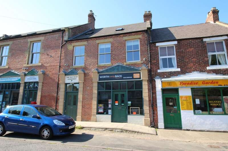 3 Bedrooms Flat for sale in Church Road, Backworth, Newcastle Upon Tyne, NE27