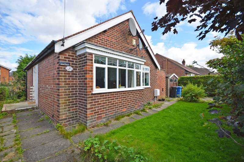 2 Bedrooms Detached Bungalow for sale in Vale Crescent, Cheadle Hulme