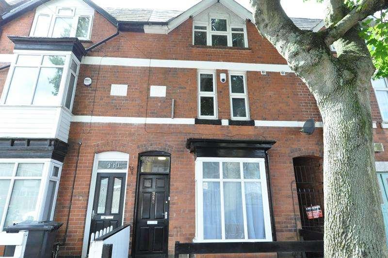 5 Bedrooms Terraced House for sale in Tiverton Road, Selly Oak, Birmingham