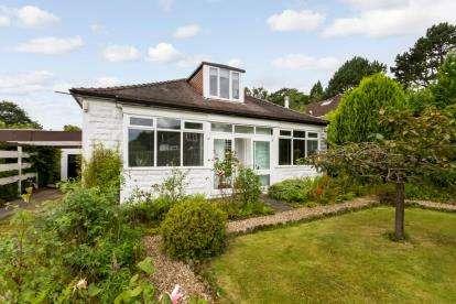 3 Bedrooms Bungalow for sale in Rannoch Drive, Bearsden