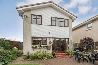 3 Bedrooms Detached House for sale in Maxwell Gardens, Kilmarnock