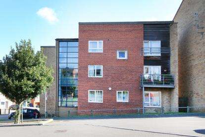 2 Bedrooms Flat for sale in Park Grange Court, Sheffield, South Yorkshire