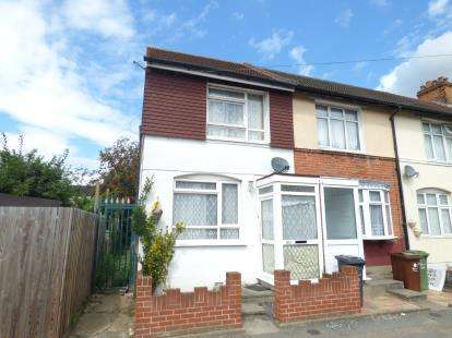 2 Bedrooms End Of Terrace House for sale in Barking, Essex