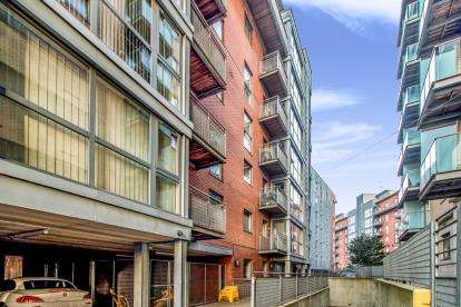 2 Bedrooms Flat for sale in The Danube, 34 City Road East, Manchester, Greater Manchester