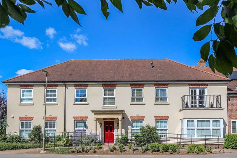 2 Bedrooms Apartment Flat for sale in The Street, Crowmarsh Gifford