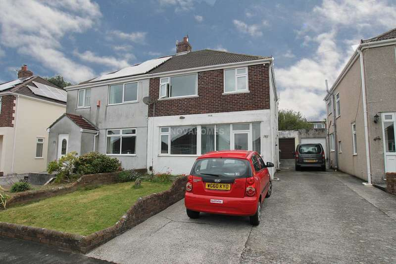 3 Bedrooms Semi Detached House for sale in Woodford Avenue, Plympton, PL7 4QT