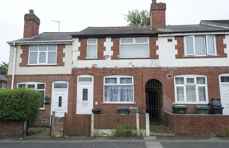 3 Bedrooms Terraced House for sale in Fisher Road, Oldbury