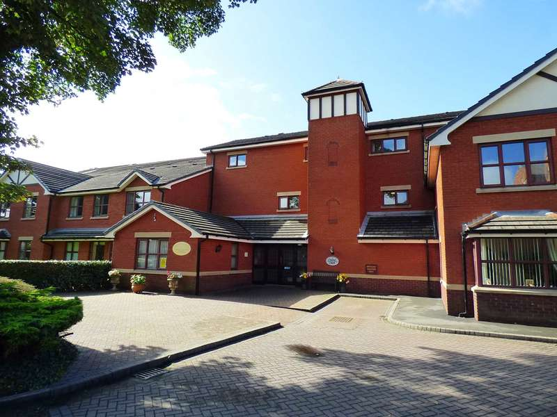 1 Bedroom Retirement Property for sale in Oxford Court, Oxford Road, Ansdell.