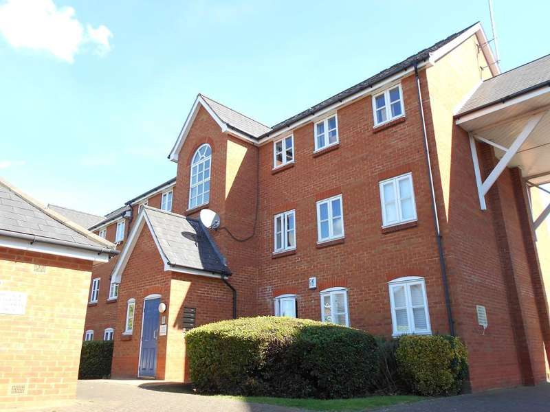 2 Bedrooms Flat for sale in Crown Quay, Bedford, Bedfordshire, MK40 1BL