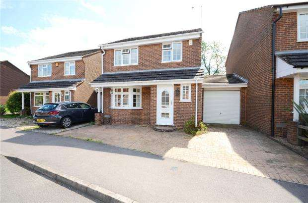 3 Bedrooms Link Detached House for sale in Durand Road, Earley, Reading
