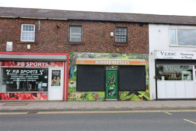 Commercial Property for sale in Wigton Road, Carlisle, Cumbria, CA2 7AX