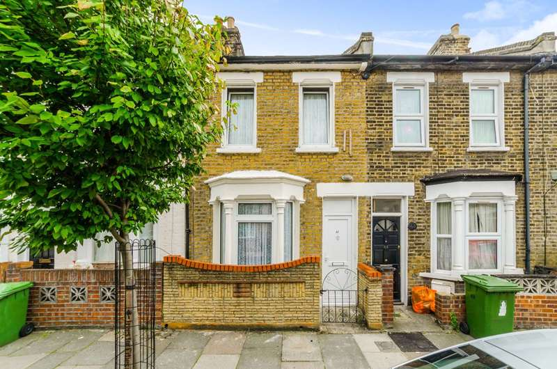2 Bedrooms House for sale in Widdin Street, Stratford, E15