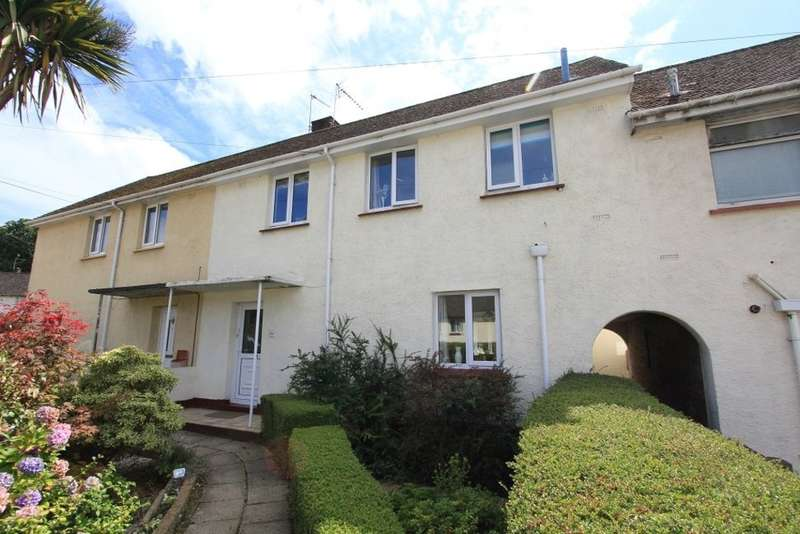 3 Bedrooms Terraced House for sale in Oakland Road, Newton Abbot