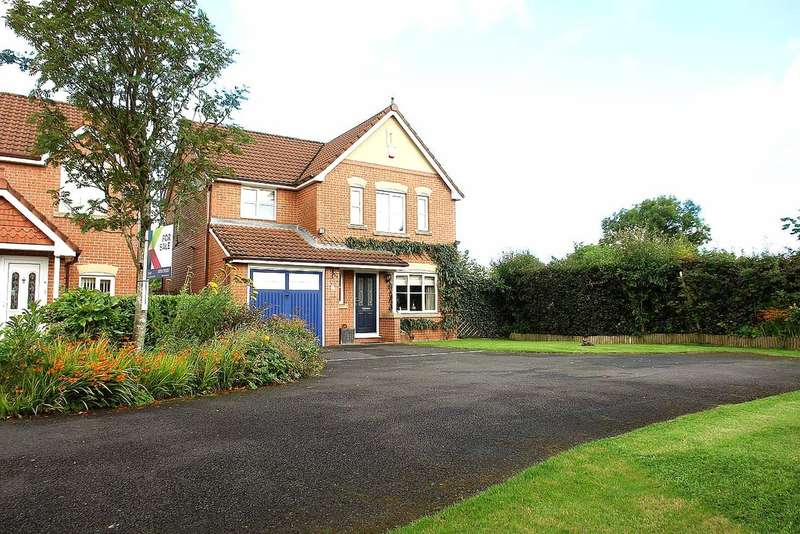 4 Bedrooms Detached House for sale in Meadowfield, Burnedge, Rochdale