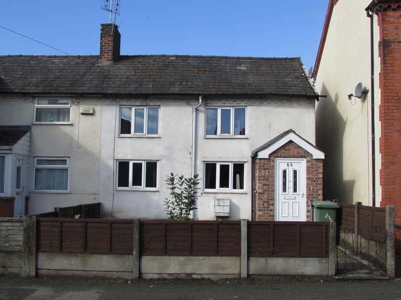 2 Bedrooms End Of Terrace House for sale in Runcorn Road, Barnton