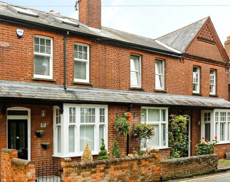 4 Bedrooms Terraced House for sale in Crown Road, Marlow, Buckinghamshire, SL7