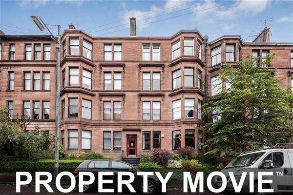 2 Bedrooms Flat for sale in 2/1 49 Polwarth Street, Hyndland, Glasgow, G12 9TH