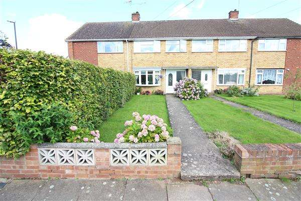 3 Bedrooms Terraced House for sale in West Ridge, Allesley Park, Coventry
