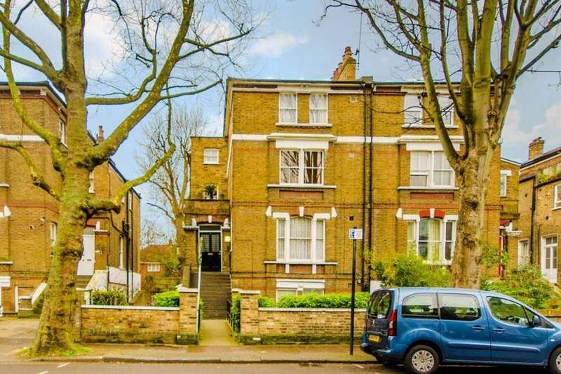 2 Bedrooms Apartment Flat for sale in Hillmarton Road, London N7