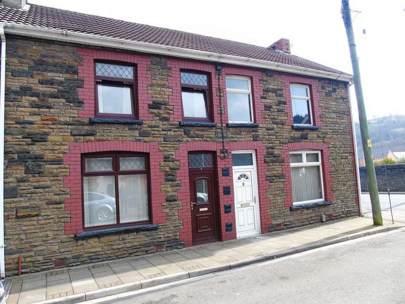 3 Bedrooms Terraced House for sale in Francis Street, Rhydyfelin, Pontypridd