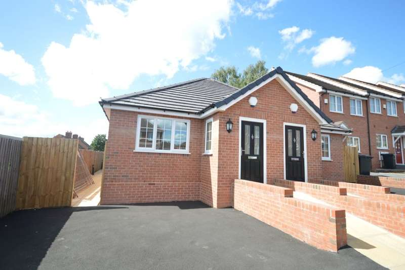 1 Bedroom Semi Detached Bungalow for sale in G Ellowes Road, Dudley, DY3