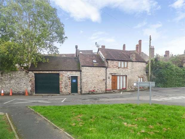 4 Bedrooms Detached House for sale in Back Lane, Much Wenlock, Shropshire