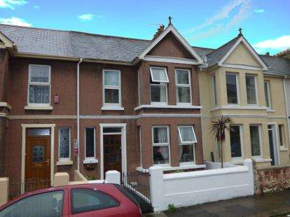4 Bedrooms Terraced House for sale in St. Judes, Plymouth, Devon
