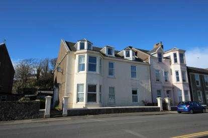 3 Bedrooms Flat for sale in Kelburn Street, Millport
