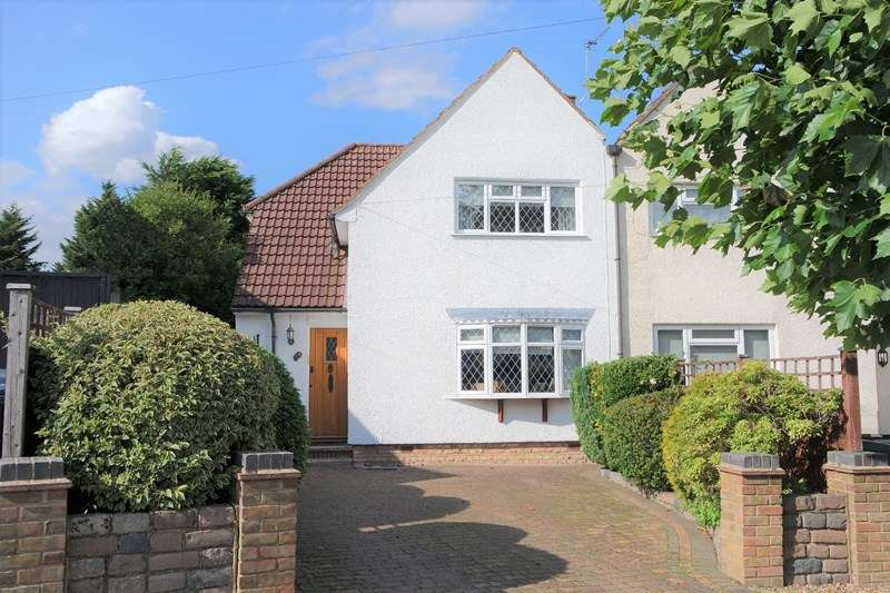2 Bedrooms Semi Detached House for sale in Pepys Crescent, Barnet